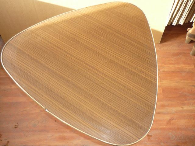Tisch Beistelltisch Couchtisch original 60er Jahre Chrom